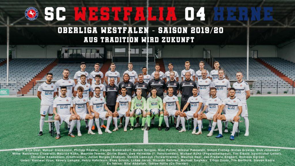 Westfalia Herne Jugend